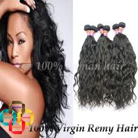 "Wholesale 12""-30"" popular style Peruvian natural wave hair bulk buy from china"