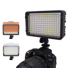 Mcoplus-260 LED Dimmable Ultra High Power Panel Digital Camera / Camcorder Video Light for Nikon Canon Sony Olympus Panasonic
