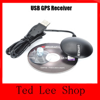 GlobalSat BU-353S4 USB GPS Receiver SiRF Star IV with Cable G Mouse For Laptops PC Portable Mini GPS Receiver Free shipping