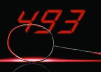 New Arrive Popular 1 Piece Nanoray Z Speed Badminton Racket the fastest racket in the world NR-ZSP,JP version,badminton racquet