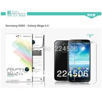 Original Nillkin HD Clear Anti-Scratc Sreen protector For Samsung Galaxy Mega I9200 Free Shipping