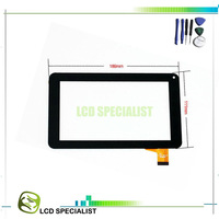 "(Ref: FM700405KD/FM700405KA )7"" inch LCD Touch Panel LCD touch digitizer glass for tablet PC Free Shipping"
