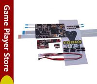 newest 5.0 version wholesale and retail 5pcs/lot Cobra ODE QSV NEW Version For PS3 Slim 2K5 3K 4K E3 ODE/3K3Y ODE 100% original