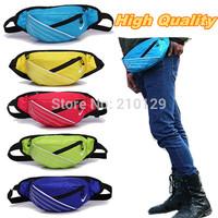 Hot sale 2015 High Quality Waterproof  Waist Packs Outdoor Sports Belt Bag Portable ultra-large capacity men and women waist bag