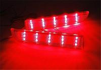 Factory Direct LED Bumper Reflector For Mitsubishi Lancer Evo