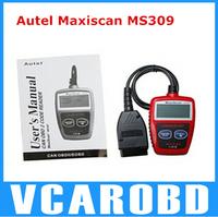 2014 Hot Sale Autel MaxiScan MS309 OBDII Code Reader Scanner obd2 Car Diagnostic Tool