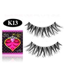 synthetic eyelash promotion