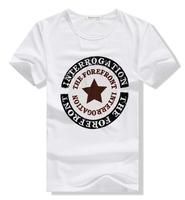 ew 2014 Summer Men T Shirt,Casual Cotton Tee Shirt Men Short Sleeve,Slim Fit T-Shirt Men O-Neck Tees,Plus Size  MT01