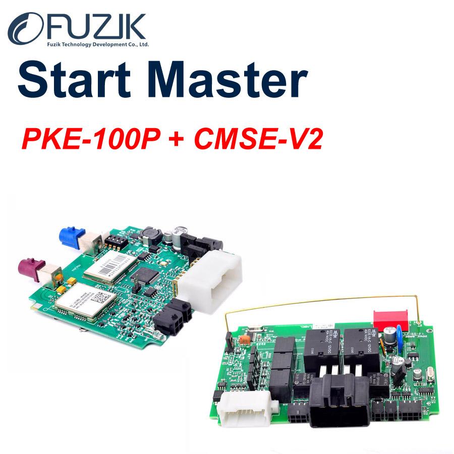 Can-Bus Smart Start Master PKE Keyless Entry gsm GPS Tracker Keyless Go Smart Key Push Button Remote Start Car Alarm System(China (Mainland))