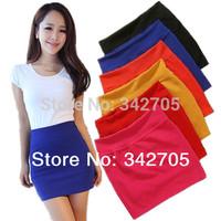2014 Hot Trend Desigual Vintage Skirt Saias Candy Color Short Mini Skirt  Pencil Leggings Summer Short Mini Bohemian Maxi Skirts