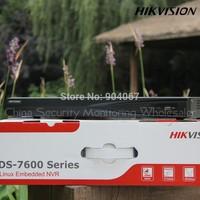 Christmas Decoration English NVR,Hikvision DS-7616NI-E2/8P, DS-7616NI-SE/8P, 8 PoE ports,,2 SATA ,1920*1080P,Up to 5MP