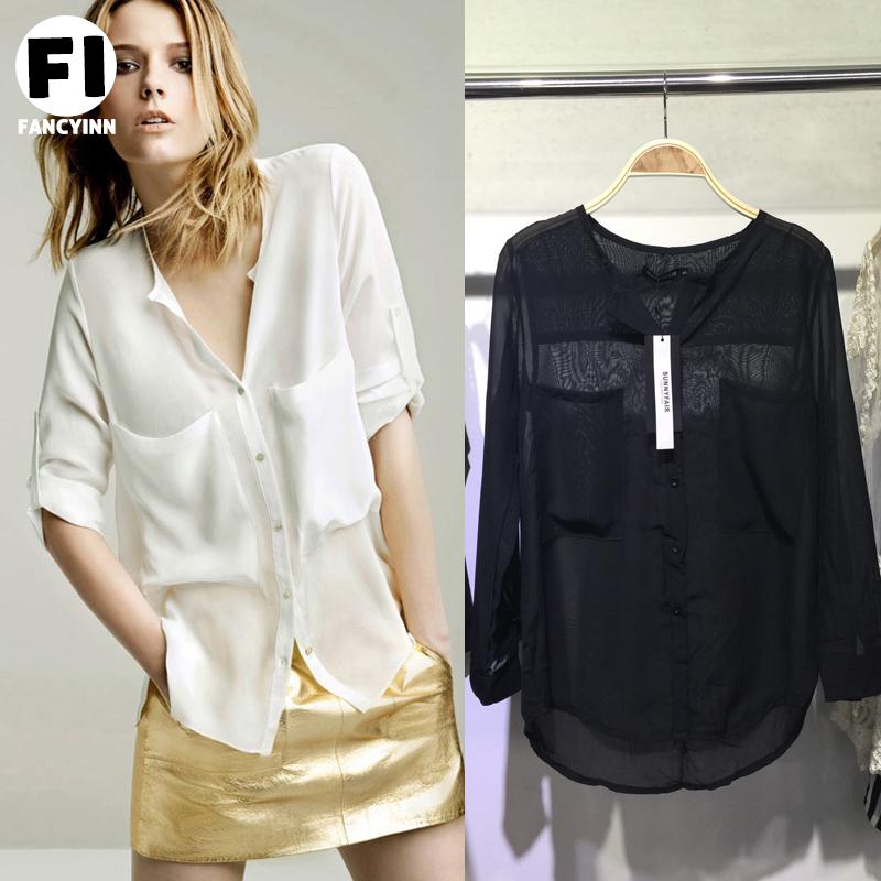купить Женские блузки и Рубашки Sunnyfair 2015 S/M/L недорого
