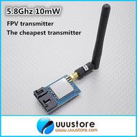 Boscam FPV 5.8G 10mW  8Ch TS350 AV wireless RC mini transmitter Tx 8CH 150M