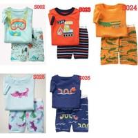 2014 Newest  KidsClothing Set  Baby Boy Girls Short Chothes Set  Baby Short  T-shirt  Kids Short pajamas  T-suit  Retai2T-7T