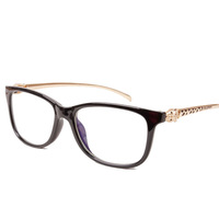 Eyeglasses Frame 2014 New Brand Designer Women Men's Fashion Eye Glass Decoration Reading Glasses Snake Eyewear Plain Mirror