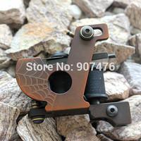 professional handmade tattoo machine gun for liner 8 wraps coils
