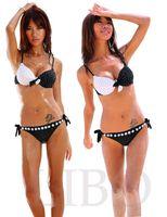 Biquinis 2015 Bikinis Set Womens Swimwears Fashion Push Up Swimsuits For Women New Vintage Bikini Flower Beach Bathing Suits