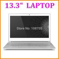 Hot Cheap Laptop 13.3inch Laptop computer Dual Core CPU 1.5G VIA WM8880 Android 4.2 Wifi HDMI USB R45 1G/8G Bluetooth External3G