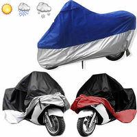 Motorbike Motorcycle Bikes Outdoor Indoor Protect Waterproof Dustproof UV Cover