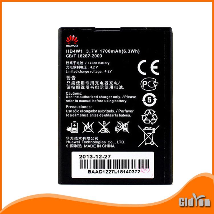 high-quality HUAWEI Y210 G510 G520 G525 C8813 HB4W1H battery Free shipping(China (Mainland))
