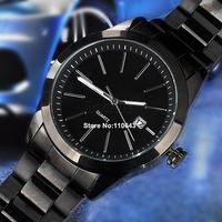 2014 New Luxury design Sport Men's wrist watch Hours Date Hand Luxury Clock Men Quartz Wrist Watch OS000140 B002