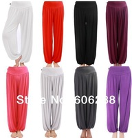 WOMAN Wide Leg Dance Pants,Loose Bottoming sports Trousers  8 colors S-3XL size choose