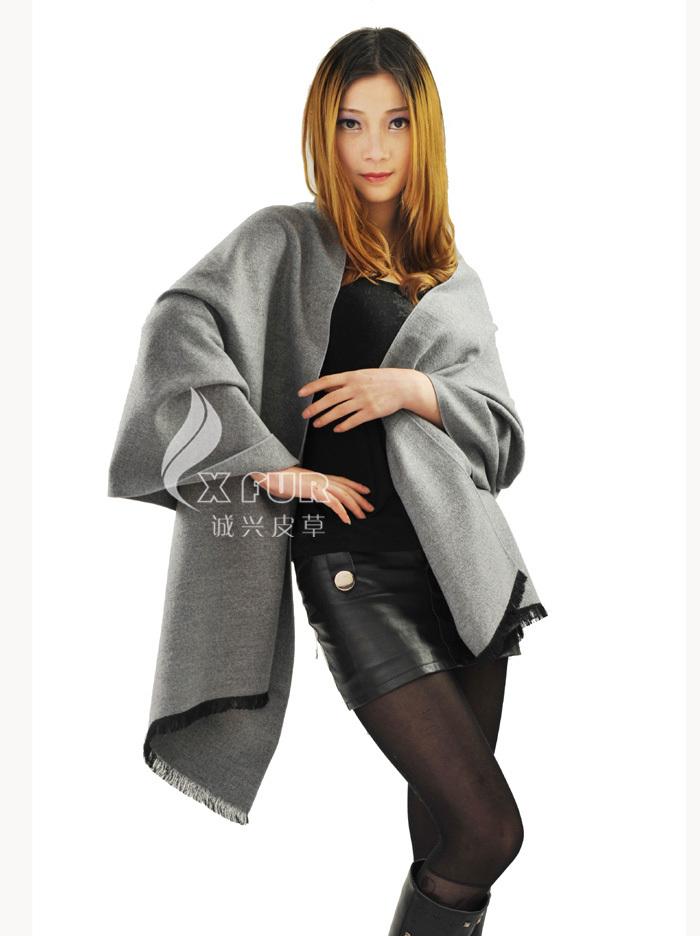 Cx-b-p-14c 100% Spun Rayon tecido mulheres Pashmina lenço(China (Mainland))