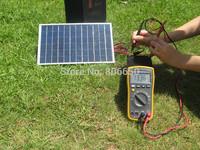 10W poly solar panel 10Watt 12V pv solar module, solar cell panel