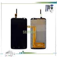 Original LCD Display +Digitizer touch Screen FOR Lenovo S820 Assembly  Free Shipping