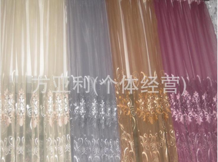 janela cortina fornecer boutique gaze listrado tecido bordado solúveis, quente tecido jacquard moda sombra telas de pano(China (Mainland))