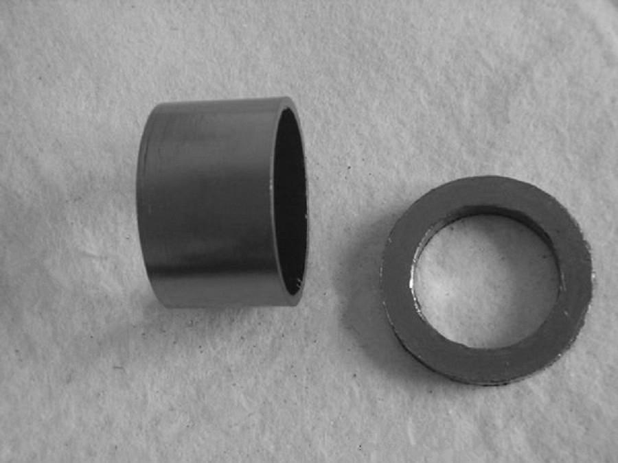 ID95 * OD 119 milímetros Pure juntas de grafite de um lote de 10 peças / pure esfoliada exibindo excelente vedação vedação característica / mecânica(China (Mainland))