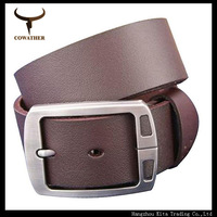 Men's Genuine leather belts business casual belts for men  2014 new XIN10 width 2-4cm length100-135cm free ship