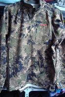 Sitka fleece and a half zipper pullover shirt quick-drying hunting jackets sitka half zipper long sleeve shirt