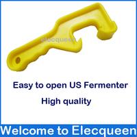US  fermenters lid openner  (PP materials) fermentation equipment homebrewing