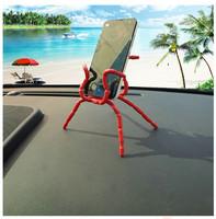 Excellent items big size spider holder for phone cellphone car holder(7 color)