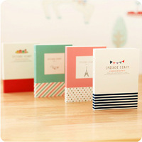 "Organizer Day Weekly Planner Cute 4.8""x6.8"" Paper Note Book Agenda Scheduler Colourful Pages Notebook"