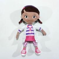 Original Doc McStuffins Toys 32cm McStuffins Plush Doll Doctora Juguetes Brinquedos Meninas Kids Toys for Girls Free Shipping
