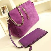 Desigual Women Bag Fashion Leather Brand Ladies & Women Messenger Bags New Women Chain Shoulder Handbag ILDJ1006