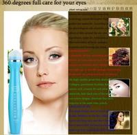 2pcs/lot hyaluronic acid, vitamin B5 Whitening SPA eye mask,Effectively remove eye fine lines 15ml collagen eye cream ball