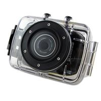 Six Kinds of Candy Colors Action Camera Waterproof HD Sport Camera Helmet Cam