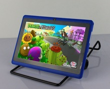 Free Shipping 7 inch Tablet PC MID PAD Q88 Android 4.4 DDR3 512MB ROM 4GB Wifi A23 Dual Core Camera Multi Colore With Free Gift(China (Mainland))