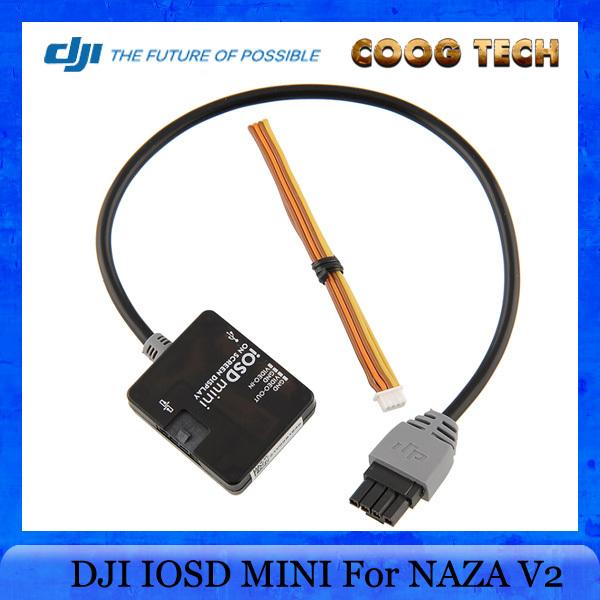 DJI dealer price DJI iOSD Mini for Naza M V2 Flight Controller(China (Mainland))