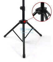 New Top Quality Professional instrument retractable Folding Music Sheet Stand Holder Musician Tripod Base Large 3010 TK1026