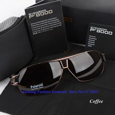 2014 New Hot Sale Polarized Sunglasses Por Male Sunglasses 8516 Men High Quality Sun glasses sunglasses men(China (Mainland))