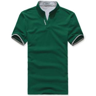 2014 yeni erkek spor rahat t shirt erkek kısa kollu pamuklu erkek t