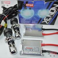 55W xenon AC 12V hid 55W ballast H4-3 H13 9004 9007 Hi/Lo Bixenon H4 kit 55W 6000K 8000K 4300K 5000K HID kit Bi xenon H4 55W