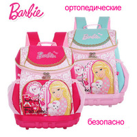 2014 new arrival children/kids  cartoon orthopedic school bag books/shoulder backpack  for girls grade/class 1-3