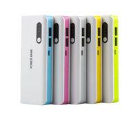2014 Carregador Portatil Para Celular Power Bank 16800mah External Battery Charger Portable Dual Usb Mobile Phone free Shipping
