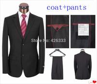 2014 New Coming Fashion Suits for Men Business 2 buttons Suits Dress Suits for Men Elegant Brand Designer Wedding Suits For Men