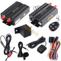 Vehicle Car GPS Tracker 103B With Remote Control GSM Alarm SD Card Slot Anti-theft/Car Alarm System #6 OS000333_B